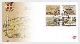 Malta / Malte - Postfris / MNH - FDC SEPAC 2021 - Malta
