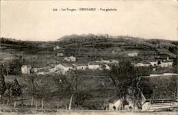 Denipaire Canton De Senones Vue Générale Vosges 88210 N°395 Dos Vert En TB.Etat - Other Municipalities