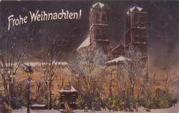 5736) Frohe Weihnachten - HEILIGER ABEND In KÖLN Am RHEIN - Partie An ST. GEREON 1912 !!!! - Koeln
