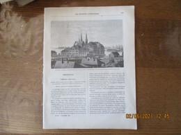 LES MISSIONS CATHOLIQUES DU 28 DECEMBRE 1883 HOLLANDE SEMINAIRE DE STEYL,INDOCHINE BONZERIE,SYRIE NEBI YOUNES MOSQUEE,NE - Riviste - Ante 1900