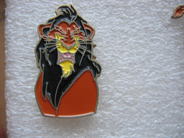 Pin's Du Roi Lion - Comics