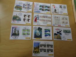 Dt. Post Messebelege Jahrgang 1998 Komplett (16982) - Covers & Documents