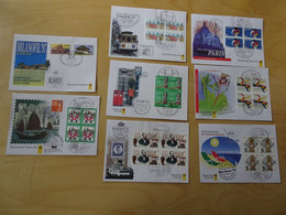 Dt. Post Messebelege Jahrgang 1997 (16981) - Covers & Documents