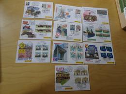 Dt. Post Messebelege Jahrgang 1999 Komplett (16983) - Covers & Documents