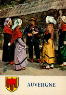 Dep 63 , Cpm  AUVERGNE , Plaine Du Livradois , AMBERT , Campagnardes En Tenue De Fete (1850-1900) (28095) - Ambert