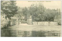02 .n°38773.chigny.usine Electrique.chute D Eau - Other Municipalities