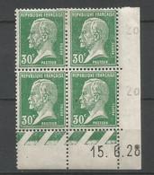 Coins Datés De France Neuf *  N 174  Année 1928  Charnière En Haut - ....-1929