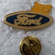 Pin's - Automobiles - Ford - 46 - - Ford