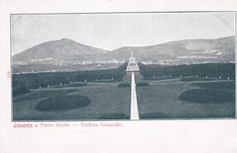 CASERTA - CARTOLINA - PARCO REALE - VEDUTA GENERALE - Caserta