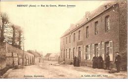 02.BERNOT.RUE DU CENTRE MAISON JUMEAUX. - Unclassified