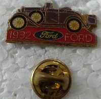 Pin's - Automobiles - Ford - 1932 - - Ford