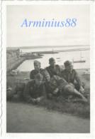 Campagne De France 1940 - Brest, Finistère - Vue Sur Le Port, Phare - Wehrmacht Im Vormarsch - Westfeldzug - War, Military