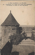 50    Le Mont Saint Michel  -   Echanguette De La  Pilette - Le Mont Saint Michel