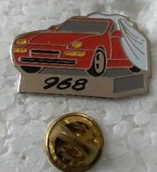 Pin's - Automobiles - Porsche 968 - - Porsche