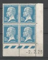 Coins Datés De France Neuf *  N 179  Année 1926  Charnière En Haut Vendu A 15% De La Cote Voir Scanne - ....-1929