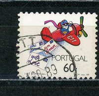 PORTUGAL - VOEUX - N° Yvert 1754 Obli. - Used Stamps