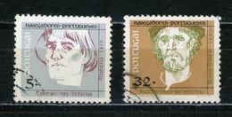 PORTUGAL - NAVIGATEURS - N° Yvert 1795+1796 Obli.. - Used Stamps