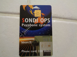 Finland Phonecard Sondi SO-P1 - Finlandia