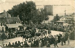 AUXERRE - INAUGURATION Du MARCHE - LE  04 SEPTEMBRE 1904  - - Auxerre