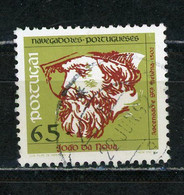 PORTUGAL - NAVIGATEURS - N° Yvert 1887 Obli. - Used Stamps