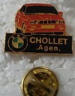 Pin's - Automobiles - BMW - CHOLLET - AGEN 47 - - BMW