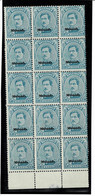 OC 69-BLOK VAN 15-25C BLAUW-MALMEDY-XX - 1894-1923 Mols: Postfris