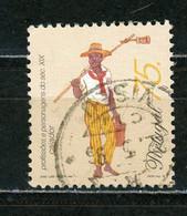 PORTUGAL - COSTUMES - N° Yvert 2051 Obli. - Used Stamps