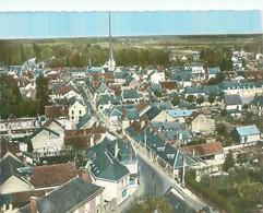 Cpsm - Cour Cheverny - Vue Générale Aérienne       K17 - Cheverny