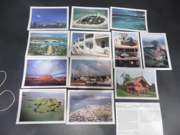 LOT DE    21       CARTES  POSTALES   NEUVES    DE  L  AUSTRALIE ET DE LA  NOUVELLE   ZELANDE - 100 - 499 Postcards
