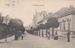 Wien XIII.,  1908 ,  Wattmanngasse - Other