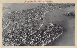 VENEZIA - Vista Aerea - Ed. G. Zanetti 48011 - Venezia