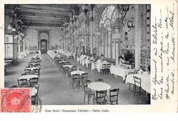 Espagne.n°58341.barcelona.gran Hotel.restaurant Tibidabo.salon Arabe - Barcelona