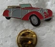 Pin's - Automobiles - BUGATTI STELVIO - EDITIONS ATLAS - - Autres