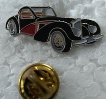 Pin's - Automobiles - BUGATTI  ATALANTE - EDITIONS ATLAS - - Autres