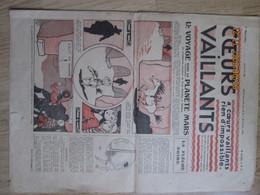 Coeurs Vaillants Du 1 Mars 1931- Tintin Et Milou Au Pays Des Soviets - Altri