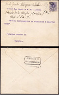 """España - Edi O 270 - Carta Fechada En """"Sobrado De Los Monjes - Coruña"""" Mat """"Amb Asc II - 3 - Noroeste"""" - Cartas"""