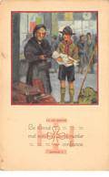 Scoutisme - N°63820 - La Loi Scoute, Article 1 - Le Scout Met Son Honneur à Mériter ... - Scouting