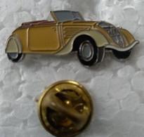 Pin's - Automobiles - Peugeot - ROADSTER - EDITIONS ATLAS - - Peugeot