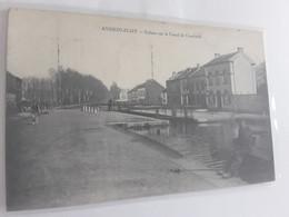 ANDERLECHT ECLUSE SUR LE CANAL DE CHARLEROI EDITIE J.VANDER BORGHT ANDERLECHT - Other