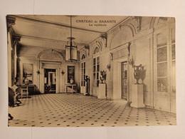 63 - BARANTE - Le Chateau - Le Vestibule - Dorat , Thiers - Cpa - Puy De Dome - Altri Comuni