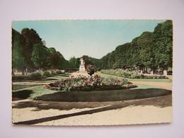 CREIL Le Parc Municipal Editions COLLIN Photo 1992 - Creil