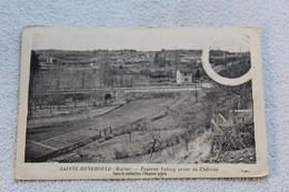 Cpa 1918, Sainte Menehould, Caserne Valmy Prise Du Château, Marne 51 - Sainte-Menehould