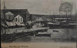 Smyrne : Le Port - Turkey