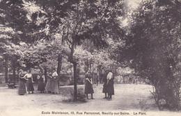 NEUILLY SUR SEINE - Ecole Maintenon, 15 Rue Perronnet - Le Parc - Neuilly Sur Seine