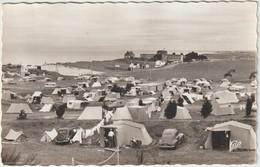 Manche : DONVILLE  Les  Bains :  Camping Et  Colonies , Cap Voitures ,tente,mer - Other Municipalities