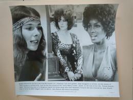2 X Photos D'exploitation Du Film BLACK EYES 1974 - Foto's