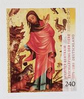 BRD 3161 Postfrisch Aus Markenheft Selbstklebend (Jahrgang 2015) - Neufs