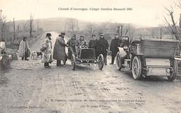 Enval     63       Circuit D'Auvergne Coupe Gordon Bennett  1905. Desson Et Emery     (voir Scan) - Otros Municipios