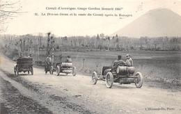La Baraque       63       Circuit D'Auvergne Coupe Gordon Bennett  1905.  Puy De Dôme Et Route    N°11     (voir Scan) - Otros Municipios