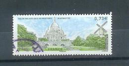 Superbe Timbre Gommé 5124 Salon Philatélique De Printemps De Paris 2017 Oblitérée TTB PCD Rond - Used Stamps